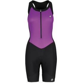 ASSOS UMA GT EVO Summer NS Bodysuit Women venus violet